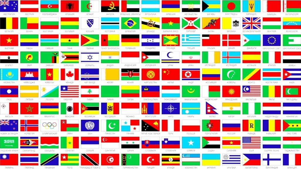 картинки и названия всех стран мира того, них возводились